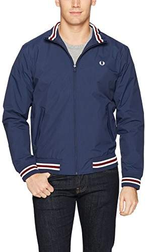 Fred Perry Men's Tipped Brentham Jacket