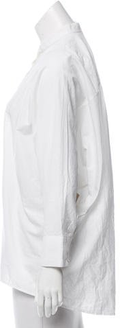 Boy By Band Of Outsiders Dolman Sleeve Popover Top w/ Tags