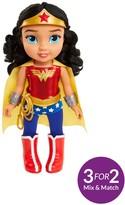 DC Super Hero Girls Wonder Woman My First Toddler Doll