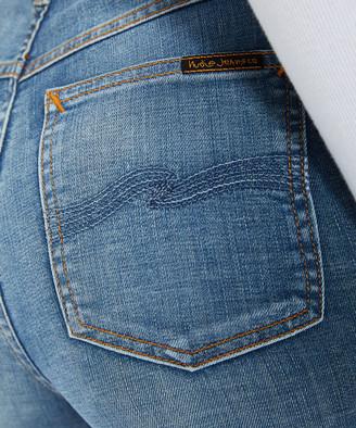 Nudie Jeans Hightop Tilde Jeans Huntington Blue