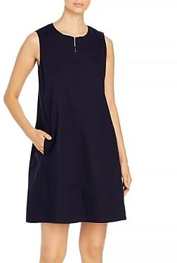 Eileen Fisher Sleeveless Round Neck Dress