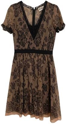 ALICE by Temperley Beige Silk Dress for Women