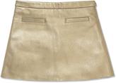 Marie Chantal Marie-Chantal Leather Miniskirt