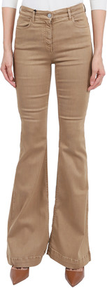 Pt01 Pt Torino Denim Brown Whitney Jeans