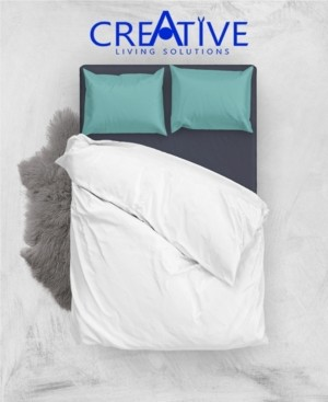 Creative Living Solution Comforter Wool Cotton Casing All Season, Queen Size