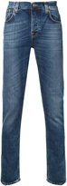 Nudie Jeans Grim Tim slim-fit jeans - men - Cotton/Spandex/Elastane - 30/32