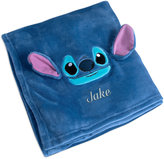 Disney Stitch Fleece Throw - Personalizable