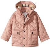 Burberry Jamie Quilted Jacket Girl's Clothing