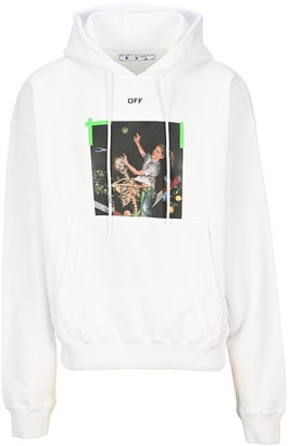 Off-White Pascal Printed Hoodie