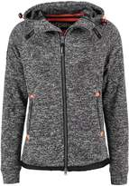 Superdry Cardigan Charcoal Grit