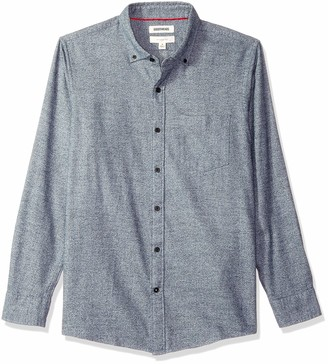 Goodthreads Slim-fit Long-Sleeve Brushed Shirt