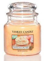 Yankee Candle Classic small jar vanilla cupcake