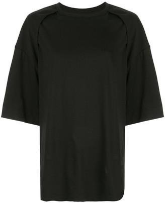 Juun.J oversized T-shirt