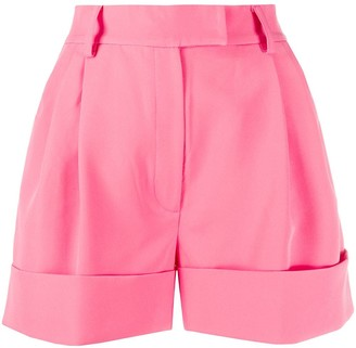 Loulou High-Waisted Tailored Shorts