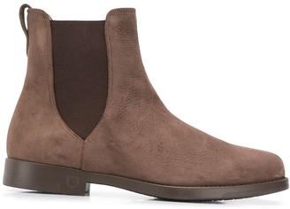 Salvatore Ferragamo Tom slip-on ankle boots