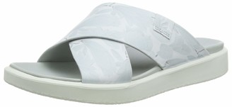 Ecco Flowtlxw Open Back Slippers Womens