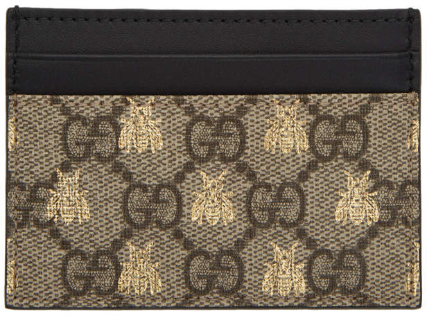 20439357edcb5e Gucci Beige Women's Wallets - ShopStyle
