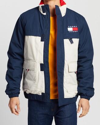Tommy Jeans Colourblock Jacket
