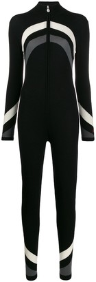 Perfect Moment knitted ski suit