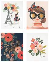 Rifle Paper Co. Assorted Parisian Card Set