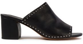 Rebecca Minkoff Lainy Studded Leather Mules