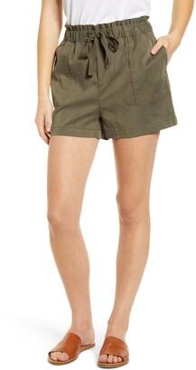 Caslon Tie Waist Shorts