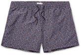 Club Monaco Arlen Slim-Fit Mid-Length Floral-Print Swim Shorts