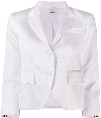 Thom Browne Cropped Blazer Jacket