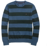 Tommy Hilfiger Stripe Crew Neck Sweater