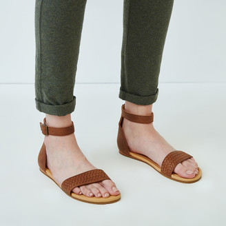 Roots Womens Cranston Ankle Strap Sandal