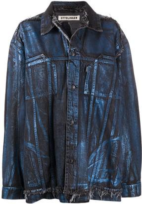 Ottolinger Oversized Denim Jacket