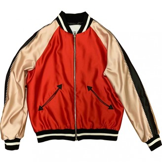Gaelle Bonheur Red Jacket for Women