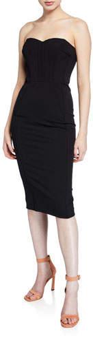 7e371059c4a Veronica Beard Black Back Zip Dresses - ShopStyle