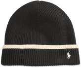 Polo Ralph Lauren Tipped Merino Cuff Hat