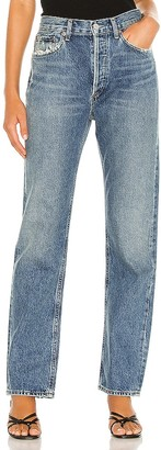 AGOLDE Lana Vintage Straight. - size 26 (also