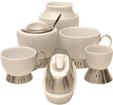 Bia Cordon Blue Bianca White Porcelain Serveware