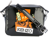 Kenzo Antonio Lopez camera crossbody bag