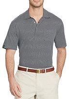 Polo Ralph Lauren Zigzag Short-Sleeve Polo Shirt