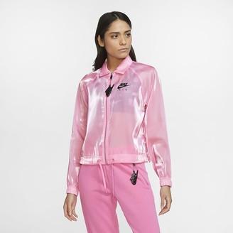 Nike Women's Coach Jacket