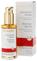Dr. Hauschka Skin Care Blackthorn Body Oil 75 Ml