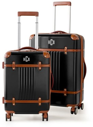 Mark And Graham Terminal 1 Checked and Carryon Spinner Set