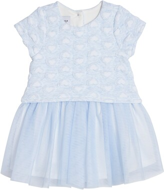 Pippa & Julie Kids' Heart Tutu Dress