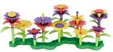 Green Toys Build-A-Bouquet 44-Piece Toy Flower Garden Set