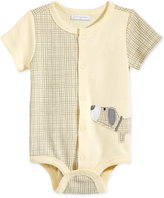 First Impressions Dog Cotton Snap-Up Bodysuit, Baby Boys (0-24 months), Only at Macy's