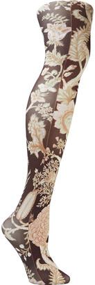 Zimmermann Floral-print Tights