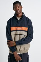 Urban Outfitters Parlez Dutch Navy and Orange Jacket - blue S at