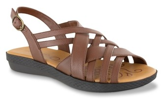 Easy Street Shoes Jasmine Wedge Sandal