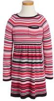 Design History Toddler Girl's Hooded Sweater Dress