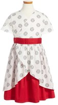 Tea Collection Girl's Izanami Wrap Dress
