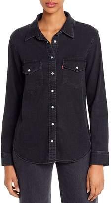 Levi's Essential Western Denim Shirt